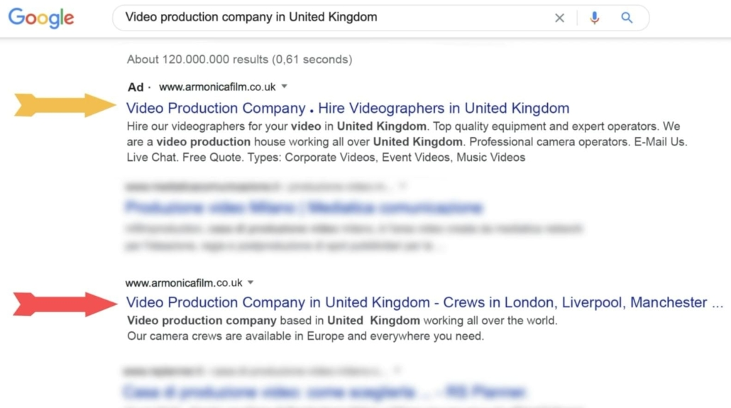 best video production company in the uk